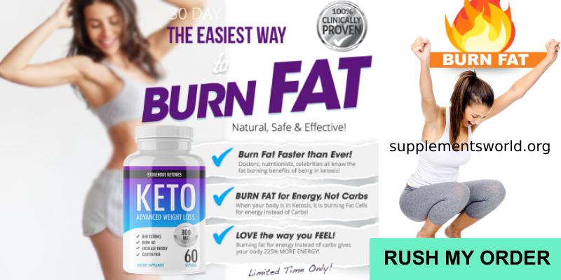 Exogenous Keto Diet: Weight Loss KETO Pills Reviews(Shark