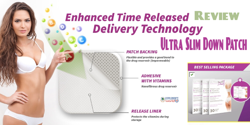 Ultra Slim Down Patch Weight Loss Shark Tank Review Cost Where